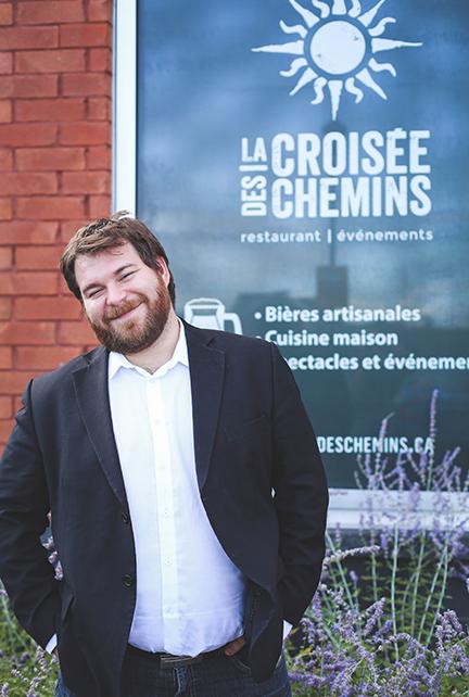 La Croisée Des Chemins Dominique Théberge