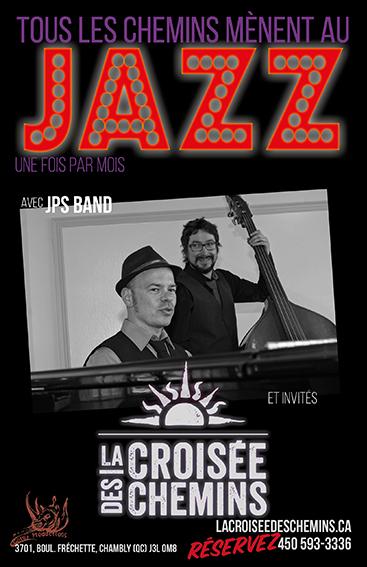 La Croisée des chemins Jeudi Jazz