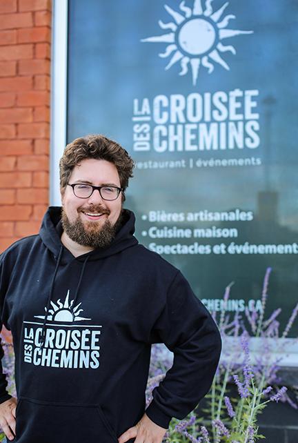 La Croisée Des Chemins Photo Louis Monty-Tremblay